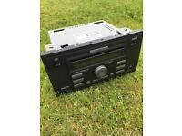 Ford radio stereo cd/player (needs code)