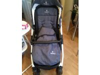Pram/buggy/carry cot-REDUCED