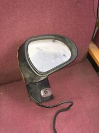 Peugeot 207 Drivers Wing Mirror 06 - 11