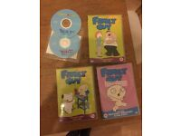 Family Guy DVD Bundle - £1 for all