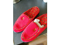New Anti-slipper shoes Soft Winter Warm Sandal House Indoor Cotton Slippers