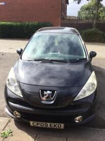 Peugeot 207 verve may 2009