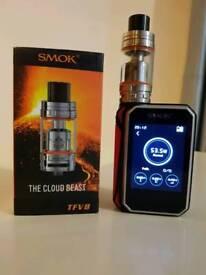 SMOK G-PRIV & SMOK BABY ALIEN