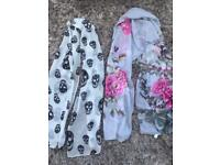 Scarves. £3 each. Can be posted or collect from Tqy