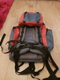 BACKPACK/RUCKSACK 45L IN GREAT CONDITION