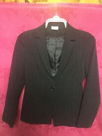 Smart black jacket size 10