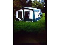 Pennine Aztec trailer tent