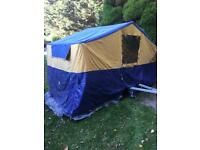 Sunncamp trailer tent main tent canvas ( may fit others )