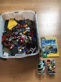 12kg of assorted Lego.