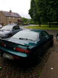 Nissan 200sx S14a low miles beautiful car