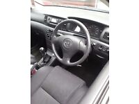 Toyota Corolla 2003 1.4 Petrol Manual Excellent Condition