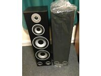 Acoustic Reference 3 Speakers
