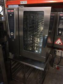 Rational SCC 5 Senses 101 10 Grid Electric Oven 2015 Model still guaranteed until January 2017