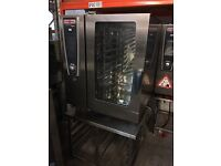 Rational SCC 5 Senses 101 10 Grid Electric Oven 2015 Model still guaranteed until January 2017