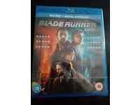 Brand new sealed Blade Runner 2049 blue ray