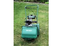 SUFFOLK PUNCH 14S SELF PROPELLED PETROL CYLINDER MOWER