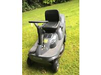 Good condition Ride-on Mountfield Lawnmower Model R25V