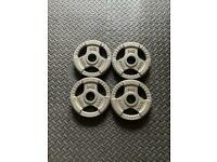20kg cast iron Olympic weights