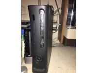 Xbox 360 with extras elite 120gb