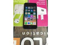 IPhone 5s in space grey colour 16Gb unlocked condition is excellent