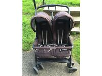 Graco duo sport double buggy