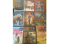 DVD bundle (brand new factory sealed )