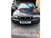 BMW 318I MOT AUGUST 2017 PX WELCOME