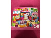 Lego Duplo Town cafe set