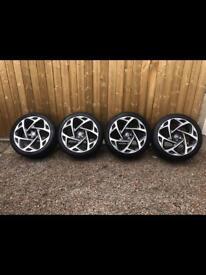 Vauxhall insignia vx-line alloys