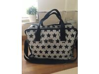 Caboodle baby changing bag