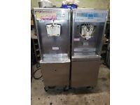 8751 Ice Cream Machine (3 Phase) and Taylor PH61 Shake Machine (3 Phase)