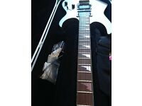 Silver Ibanez RG2570e. Great condition - Half price