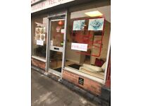 Chinese takeaway shop&Upstairs Bedroom for Sale