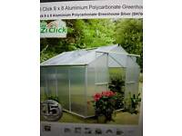 8 x 8 greenhouse