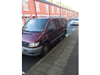 Van for sale Leicester call 07438 345319