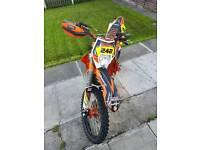 KTM exc 300 2009 road legal