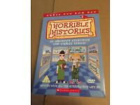 Horrible Histories DVD 3 disks box set