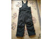 BMW - Voyage 2 Motorcycle Trousers - Size 42 GB - Removable Straps