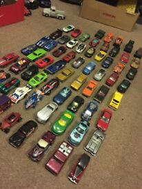 Around 60 hotwheels cars all in fairly new condition, offers?