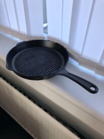 Aga cast iron griddle pan