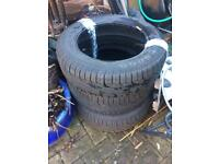 Tyres 185 60 14 Pirelli and some Lenzo sport alloys