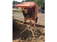 Belle mini mix 150 cement mixer 240v