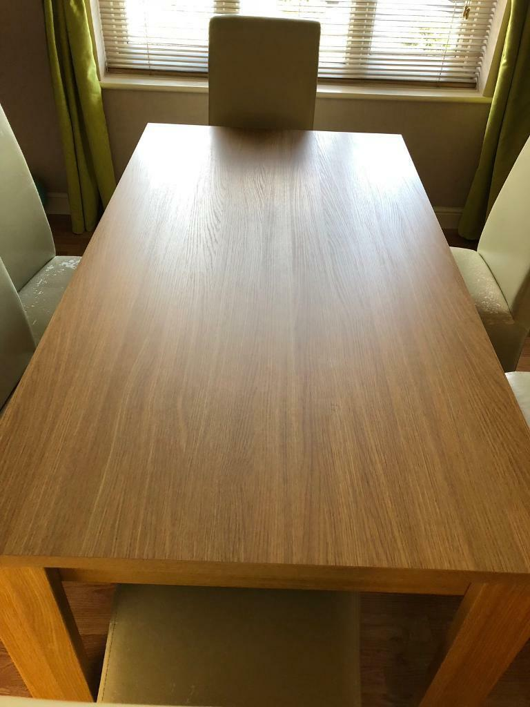 Harveys Hampshire Dining Table & 6 Chairs | in Bearsted ...