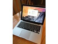 """Apple MacBook 2008 13"""" core 2 duo 2.4ghz"""