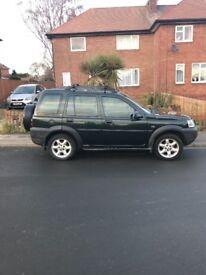Land Rover Freelander 1.9 tdi