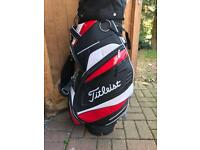 Complete Set Golf Clubs plus EXTRAs inc Titleist Trolley Bag - Quality Brands