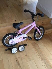 Now Sold - Ridgeback Honey 14 children's/kid's bicycle