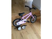 Now Sold - Ridgeback Honey 14 children's/kid's bicycle