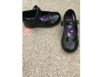 Brand new Clark's light up shoes 7F