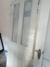 Brand new 2 panel door